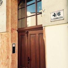 Апартаменты RJ Apartments Grunwaldzka Сопот сейф в номере