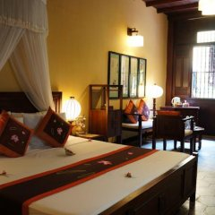 Vinh Hung Heritage Hotel комната для гостей фото 5