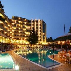 Отель Edelweiss- Half Board Болгария, Золотые пески - отзывы, цены и фото номеров - забронировать отель Edelweiss- Half Board онлайн бассейн фото 4