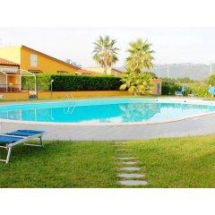 Отель ScaleaMare Holiday Home Скалея бассейн