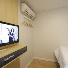 Hotel Sleepy Panda Streamwalk Seoul Jongno 3* Стандартный номер с различными типами кроватей фото 3