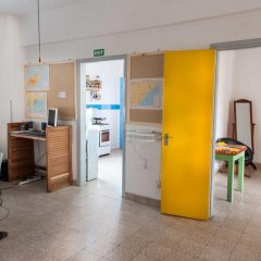 Lima Sol House - Hostel Кровать в общем номере с двухъярусной кроватью фото 8