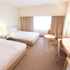Toyama Chitetsu Hotel 2* Стандартный номер фото 6