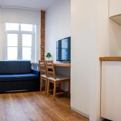 Отель Sopot Sleeps Sopot Loft Стандартный номер фото 12