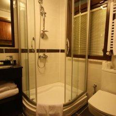 Апарт-отель Sultanahmet Suites Люкс с различными типами кроватей фото 8