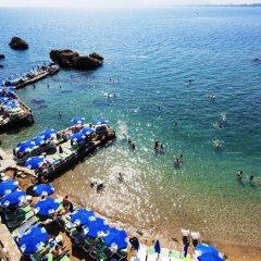 Argos Hotel Турция, Анталья - 1 отзыв об отеле, цены и фото номеров - забронировать отель Argos Hotel онлайн пляж