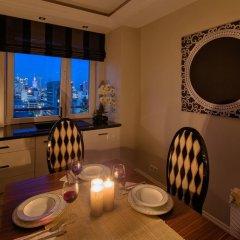 Отель City Aparthotel Wola в номере