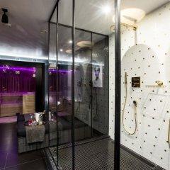 Отель Chambre Avec Jacuzzi Sauna Privatif Улучшенные апартаменты фото 18