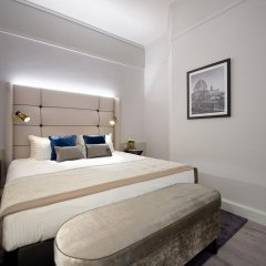 Hotel Cerretani Firenze Mgallery by Sofitel 4* Улучшенный номер с различными типами кроватей фото 6