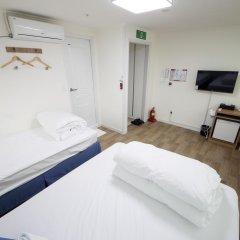 Отель K-GUESTHOUSE Dongdaemun 4 2* Стандартный номер с 2 отдельными кроватями фото 6