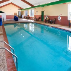 Отель Quality Inn & Suites Mall Of America - Msp Airport Блумингтон бассейн фото 2