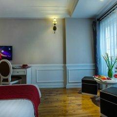Calypso Suites Hotel 3* Люкс с различными типами кроватей