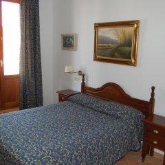 Отель Hospederia Del Carmen Стандартный номер с различными типами кроватей фото 3