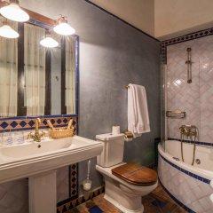 Отель Palacio de Mariana Pineda 4* Номер Делюкс с различными типами кроватей