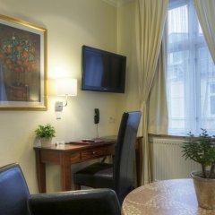 Отель Tiffany Дания, Копенгаген - отзывы, цены и фото номеров - забронировать отель Tiffany онлайн комната для гостей фото 5
