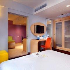 Отель Best Western Kuta Beach 3* Полулюкс с различными типами кроватей