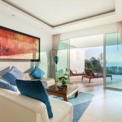 Отель Amala Grand Bleu Resort 3* Люкс разные типы кроватей фото 4