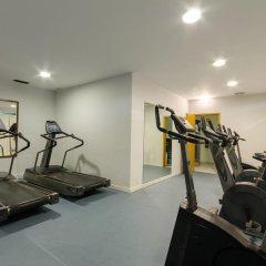 Belver Beta Porto Hotel фитнесс-зал фото 2