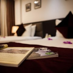 Hanoi Focus Boutique Hotel 3* Полулюкс разные типы кроватей фото 6