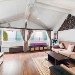 Rich Resort Beachside Hotel 2* Люкс с различными типами кроватей фото 6