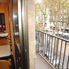 Отель Cuatro Naciones балкон
