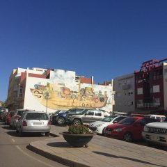 Отель Villas La Fuentita Лас-Плайитас парковка