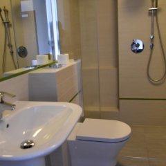Отель Młoda Europa ванная