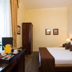 Отель I Giardini Del Quirinale Стандартный номер с двуспальной кроватью фото 3