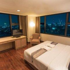 Grand Tower Inn Rama VI Hotel 3* Номер Делюкс с различными типами кроватей фото 12