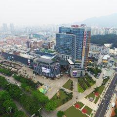 Отель Xiamen Wanjia International Hotel Китай, Сямынь - отзывы, цены и фото номеров - забронировать отель Xiamen Wanjia International Hotel онлайн парковка