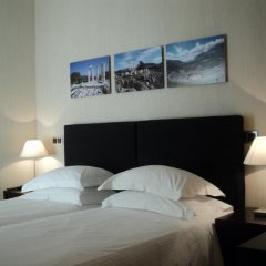 Athens Gate Hotel 4* Стандартный номер с разными типами кроватей