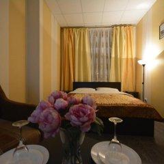 Гостиница Часы Белорусская Номер Комфорт с разными типами кроватей фото 6