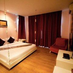 Отель Glitz 3* Улучшенный номер фото 2