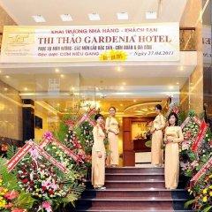 Отель Thi Thao Gardenia Далат интерьер отеля фото 2