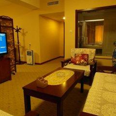 Tianjin Inner Mongolia Jinma Hotel 3* Улучшенный люкс с различными типами кроватей