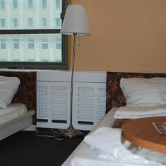 Fusion Hostel and Hotel комната для гостей фото 3