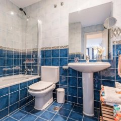 Отель Santa Ana Star Мадрид ванная фото 2