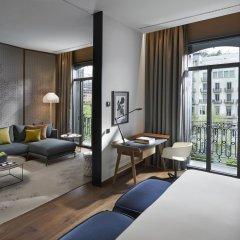 Отель Mandarin Oriental Barcelona 5* Люкс с двуспальной кроватью фото 5