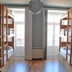 Cats Porto Hostel Кровать в общем номере с двухъярусной кроватью фото 2