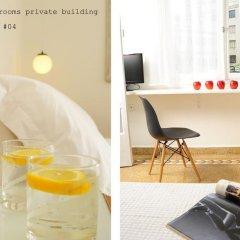 Апартаменты Live in Athens, short stay apartments Студия с различными типами кроватей фото 7