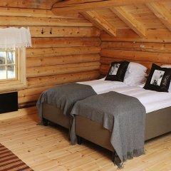 Отель Bjerkeløkkja Стандартный номер с различными типами кроватей