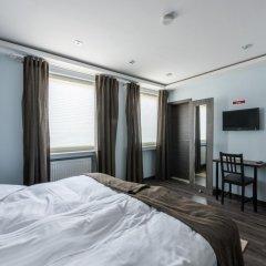 Отель Bürgerhofhotel 3* Стандартный номер с двуспальной кроватью фото 11