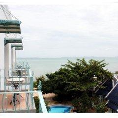 Отель Naklua Beach Resort 3* Стандартный номер с различными типами кроватей