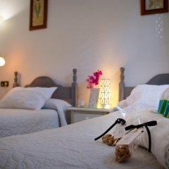 Отель Hostal La Muralla Номер категории Эконом с различными типами кроватей фото 8