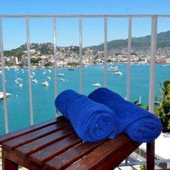 Отель Alba Suites Acapulco балкон