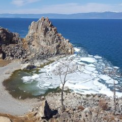 Baikal View Hotel пляж