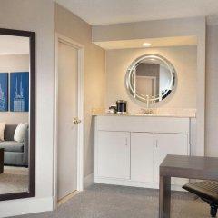 Отель Hilton Suites Chicago/Magnificent Mile ванная
