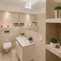Отель City Aparthotel Wola ванная