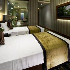 Отель The Continent Bangkok by Compass Hospitality 4* Номер Делюкс с различными типами кроватей фото 6