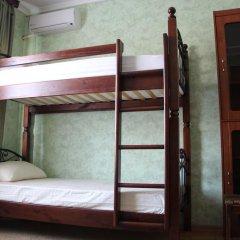 Хостел Центральный Кровать в женском общем номере с двухъярусной кроватью фото 3